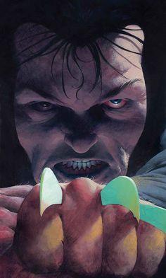 Wolverine #1 by Esad Ribic