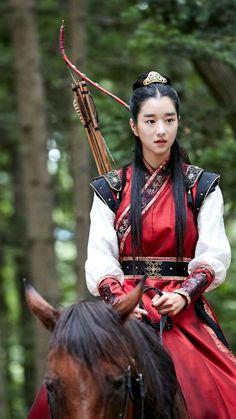 Princess Sook Myung - Hwarang