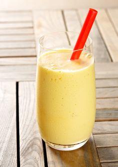 Peachy Keen Breakfast Smoothie--All Nutribullet Recipes