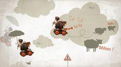 Taxi Journey : le nouveau jeu d'Eric Viennot sur Kickstarter