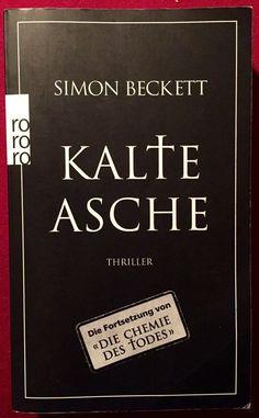 Kalte Asche von Simon Beckett (2008, Taschenbuch) | eBay