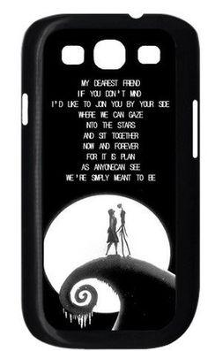 Romantic The Nightmare Before Christmas Samsung Galaxy S3 I9300 Case Cover TPU Jack Sally MOON Covers Quotes, http://www.amazon.com/dp/B00H43OFA2/ref=cm_sw_r_pi_awdm_uyb-sb0ZBVPS1