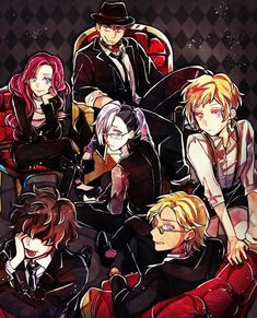 Manga Art, Anime Art, Werewolf Games, The Wolf Game, Fanart, Japanese Games, Bungo Stray Dogs, Drawing Reference, Free Games
