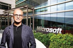 Satya Nadella Shares His Six Principles for a Good Human-A. Partnership: In the article, Satya Nadella lays out in detail why he thinks… Windows Xp, Celiac Disease Diagnosis, Digital India, Amazon Shares, Microsoft Dynamics, Blood Test, Biotechnology, Cloud Computing, Red Hats