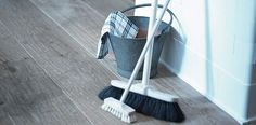 Cleaning Dos and Don'ts for a Painted Hardwood Floor
