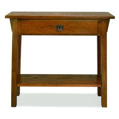 Have to have it. Leick 9057-RS Favorite Finds Mission Hall Stand $139.00