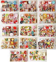 Marine Serre Kawaii Re-ment Collection Barbie Dolls Diy, Diy Doll, Miniature Crafts, Miniature Dolls, Accessoires Lps, Eraser Collection, Barbie Kitchen, Handmade Stuffed Animals, Barbie Doll Accessories