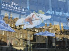 The Snowman showing at the Festival Theatre Dec Snowman, Theatre, Winter, Theater, Snowmen