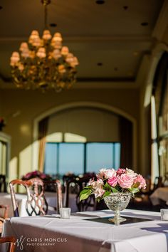 Our wedding reception at the Chatham Club in Savannah. October 2013. Flowers - Amy Harvey ( Harvey Designs ). Centerpieces for the tables setup in the Oglethorpe ( main dining area ) Room.