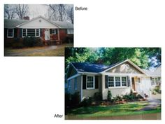 Painted Cottage Exterior Painted Brick Update Phoenix Professional Painting Contractor by barbra