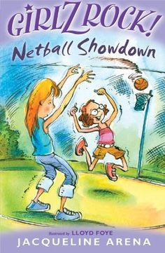 Netball Showdown by Jacqueline Arena Netball, Paperback Books, Sleepover, Rock, Reading, Year 2, Fun, Fictional Characters, Things To Sell