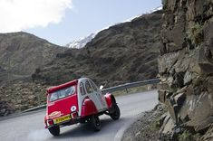 See Europe or North Africa – slowly, behind the wheel of a Citroen 2CV | Hemmings Daily