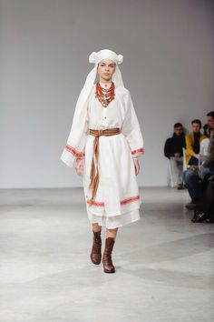 Ivan Honchar Museum Automne/Hiver 2015, Womenswear - Défilés (#21842)