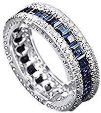 The diamond eternity band… sounds romantic, right? Well, it's very much romantic, as it's a wonderful way to present a girlfriend or wife a symbol of your eternal gratitude and love for her… on your next big anniversary. Although many would think that it's just an anniversary band, the eternity ring represents something a … Continue reading Best Diamond Eternity Bands →