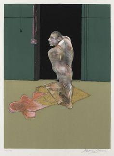 Francis Bacon - Study for a Portrait of John Edwards