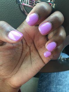 Overlay with gel polish Overlay Nails, Short Nails, Gel Polish, Claws, Overlays, Black Women, Spa, Hair Beauty, Simple