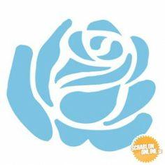 Free Black and White Clip Art, Black & White Clipart Pictures Black And White Roses, Clipart Black And White, White Art, Stencil Patterns, Stencil Designs, Applique Designs, Stencil Rosa, Bird Stencil, Damask Stencil