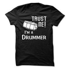 Trust Me I'm A Drummer T Shirts, Hoodies. Check Price ==► https://www.sunfrog.com/Music/Trust-Me-Im-A-Drummer-51014759-Guys.html?41382 $21.95