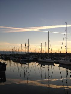 Boats at Anstruther harbour