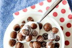 Homemade Cocoa Puffs Recipe {grain free and paleo, gluten free, and regular recipes}