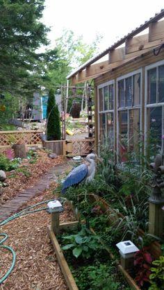 maries garden shed at the lake