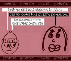 www.sfumetto.net - le barzellette sulla figa #barzellette #ridere #umorismo #ahah