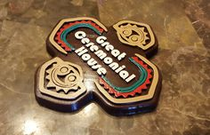 Disney Polynesian inspired replica sign. $54.99 Perfect for any Disney fan to add to their collection. Bring a little bit of the Happiest Place on Earth to your home. Disney World Gifts, Disney Pop, Christmas Ornament Sets, Christmas Delivery, Before Christmas, Lettering, Earth, Sign, Inspired