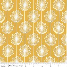 Inspired Crafters, Craft Supplies, Quilting Fabric, Courtenay, British Columbia, BC, Canada, Andrea Wish Gold by Riley Blake - Inspired Crafters