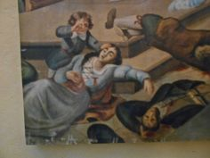 Civilians in Turin, Thirty Years War