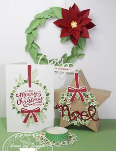 ...... Yvonne Stampin '& Scrapping ..... 52 weeks to Christmas week 38