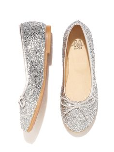 Diana Ballet Flat by Lilishoes at Gilt for Flower Girl