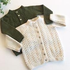 Hjerteranke jakke