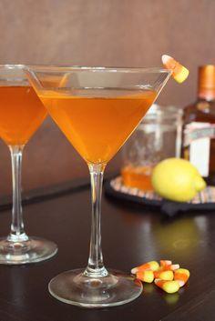 Recipe: candy corn martini