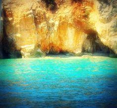 Gidaki Beach-Ithaca- Greece