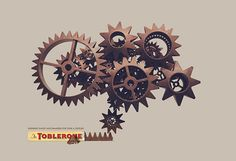 Toblerone Cogs on Behance