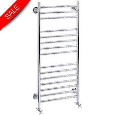 Dolebury Traditional Large Ladder Heated Towel Rail