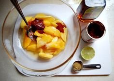 Peach~Bourbon Jam & Peach Chipotle BBQ Sauce - The Art of Preserving, made easy. -