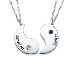 826447b2381ef 26 Best Relationship Necklace For Couples images in 2019 ...