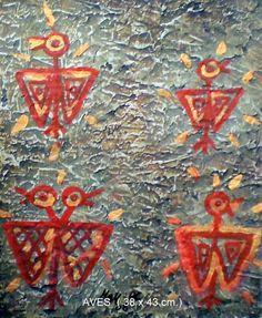 AVES: Culturas precolombinas del Noroeste Argentino