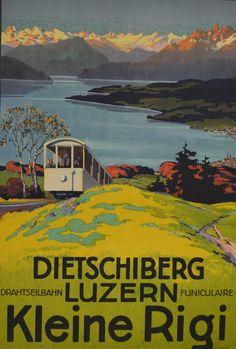 Kleine Rigi Bahn ~ Lucerne _____________________________ Suisse ~ Schweiz ~ Switzerland