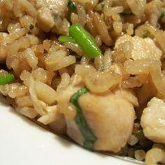 Fried Rice with Cilantro - Allrecipes.com