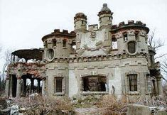 BANNERMAN'S CASTLE is without a doubt the Hudson Valley's most renowned ruin. It is widely known, often written about. Bannerman's is the perfect ruin, right down to its location-- on Pollepel (or Polopel) Island, which is fabled for eerie happenings going back to the 1600's.