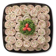 Wedding Reception Food Trays | DIY Food Platters for under $10.00 - BRONZE BUDGET BRIDE - A network ...