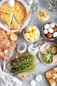 Kika in till alla våra påskrecept! Här hittar du sötsaker, förrätter och varmrätter till påskbuffén. #påsk #easter #recept #festmat