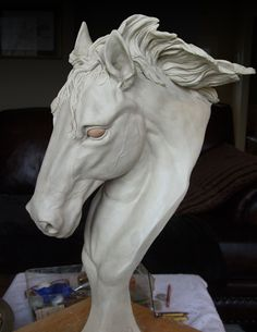 perfil cavalo |