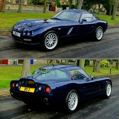 2003 Bristol Streetfighter 8.0 Coupe. Yes 8.0 !!! V10.