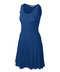 Love this Tour Blue Sweep Dress - Women & Plus by Cutter & Buck on #zulily! #zulilyfinds