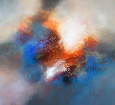 """Whenever we meet the light. schilderij """"Whenever We Meet In Light"""". Eelco Maan"""