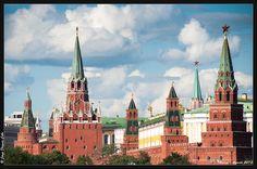 Kremlin by Jorge Dieguez on 500px