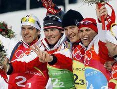 Elf Goldmedaillen für deutschland- u.a. Biathlonstaffel Turin 2006